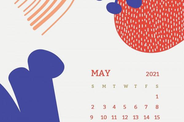 May 2021 Wallpaper HD