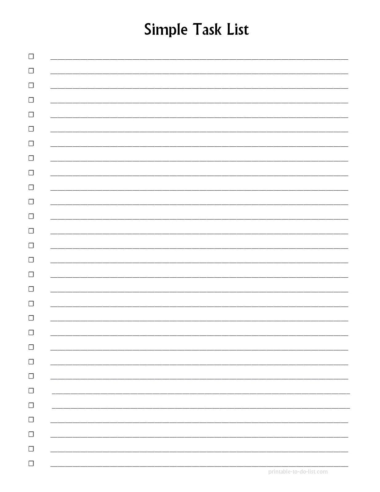 FREE Printable Goal Planner Templates