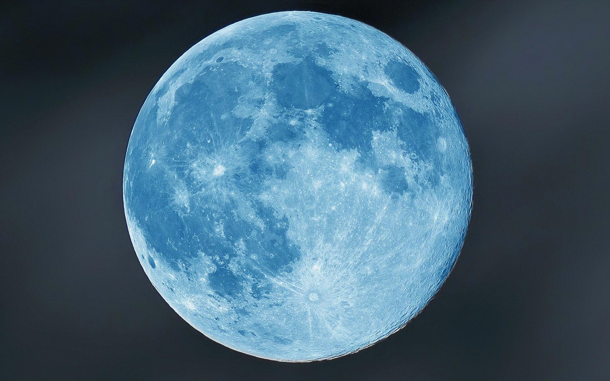 Blue moon image