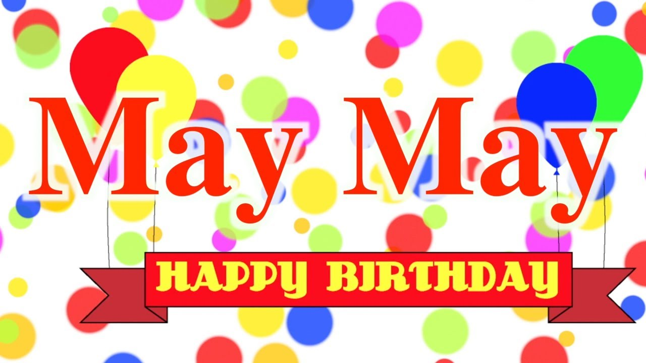 Birthday Quotes May