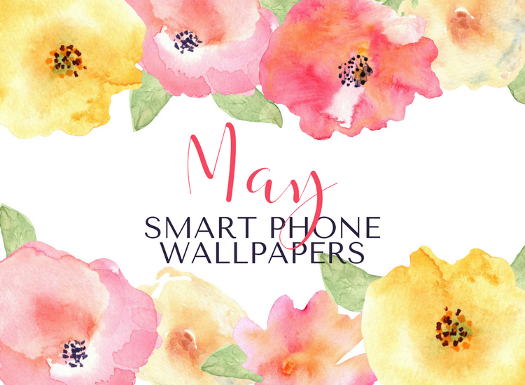 May Wallpapers for iPhone